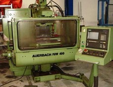 CNC Tool Milling Machine Auerbach FUW 400