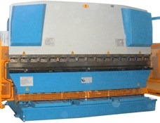 Hyd. Pressbrake and Shearingmachine Weipert HPS